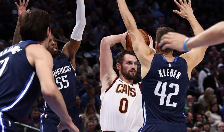 Kevin Love, Cavaliers