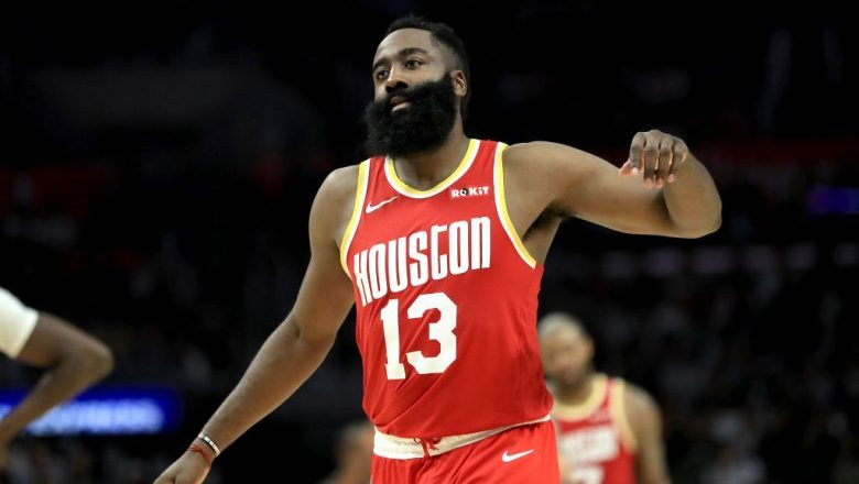 James Harden DraftKings Christmas Day