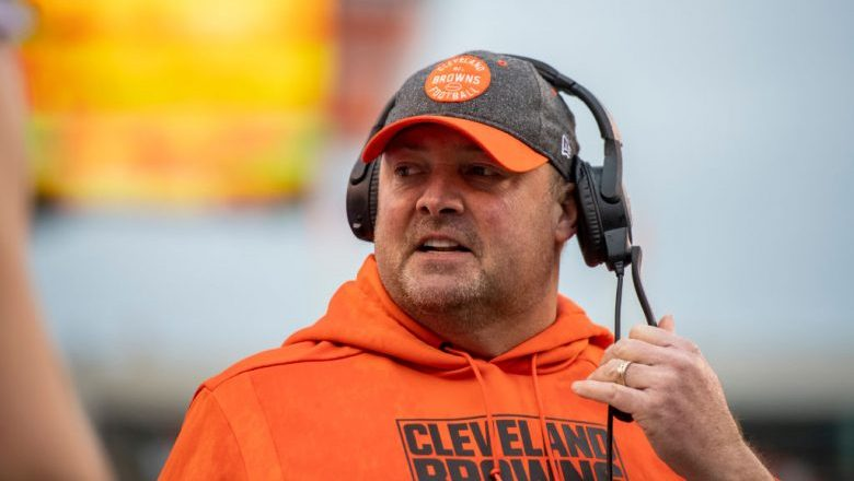 Freddie Kitchens Hired by the New York Giants