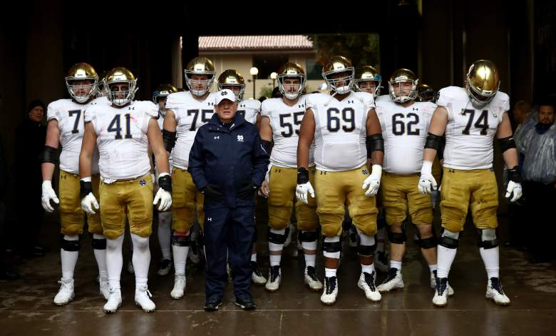 Notre Dame v Iowa State Watch Camping World Bowl