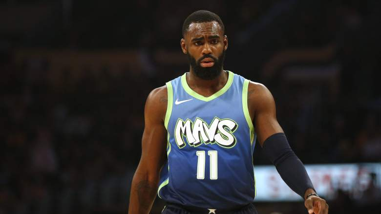 Tim Hardaway, due for a big game