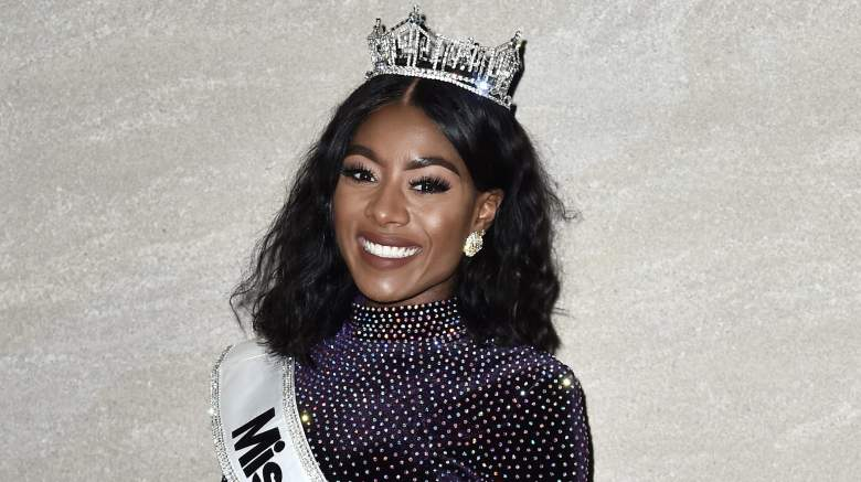 Nia Franklin, Miss America 2019