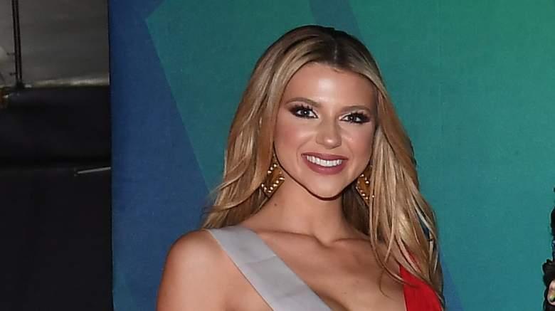 Miss Universe Puerto Rico Madison Anderson Berrios
