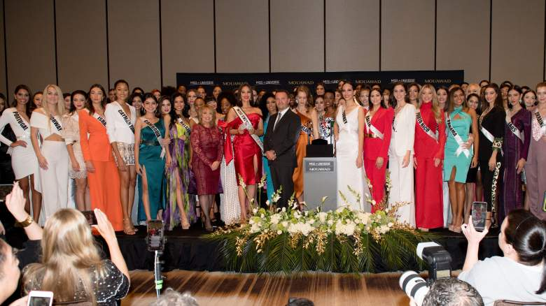 Miss Universe 2019 Contestants