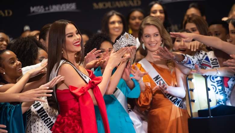 2019 Miss Universe live online voting