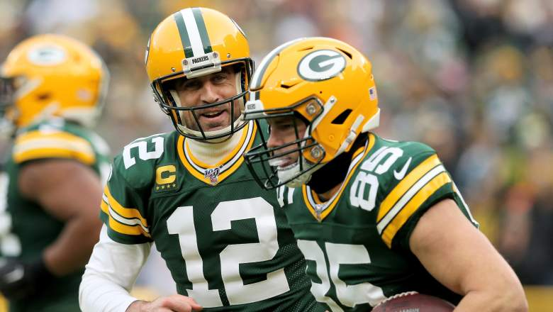 Packers Week 15 Playoff