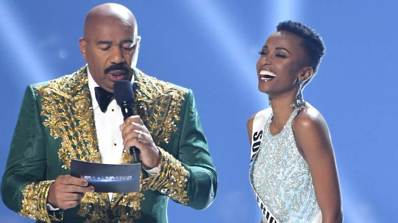 Miss Universe South Africa