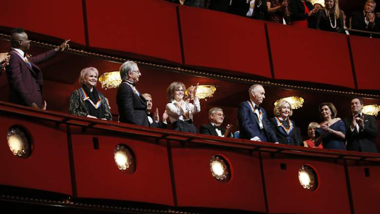 Kennedy Center Honors Time & Channel