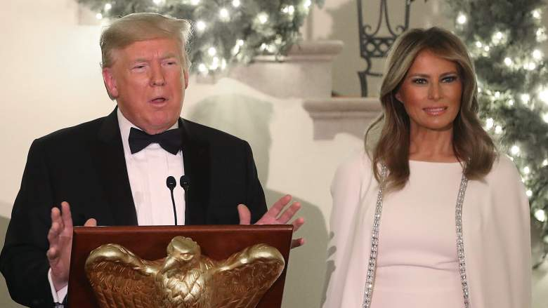 Trump Kennedy Center Honors 2019