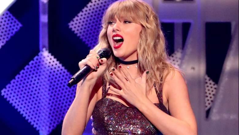 Taylor Swift iHeartRadio Jingle Ball