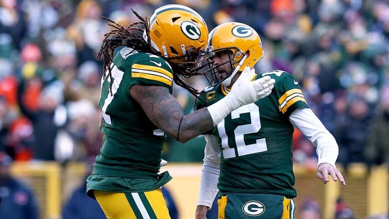 Packers Lions Betting Week 17