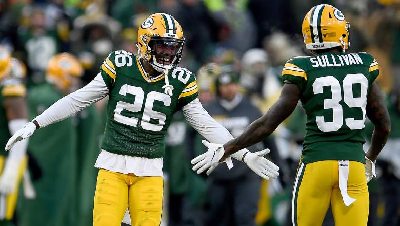 Packers Can Still Get No. 1 Seed