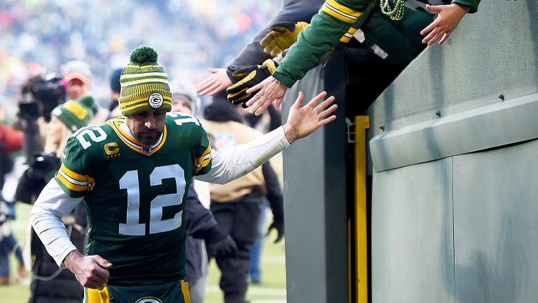 Aaron Rodgers Postgame Bears Comments