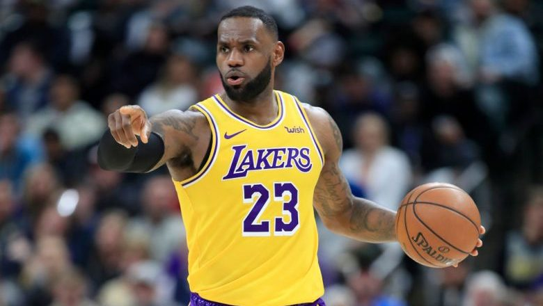 LeBron James NBA DraftKings Showdown Christmas Night