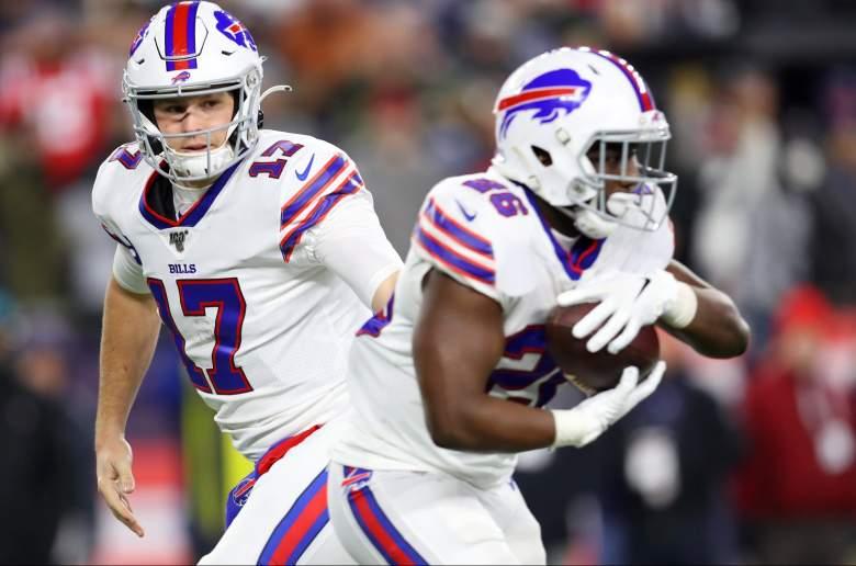 Bills playoff opponents matchups