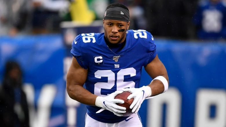 New York Giants' Saquon Barkley ranks 13th in Bleacher Reports top 25 players under 25