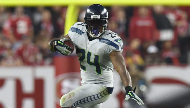 Marshawn Lynch Seahawks