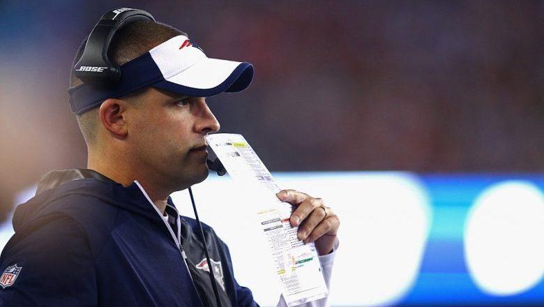 Josh McDaniels New York Giants Head Coach