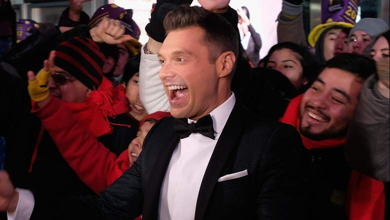 New Years Eve Ryan Seacrest