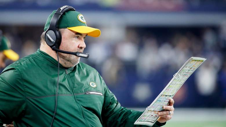 Mike McCarthy NFL interview