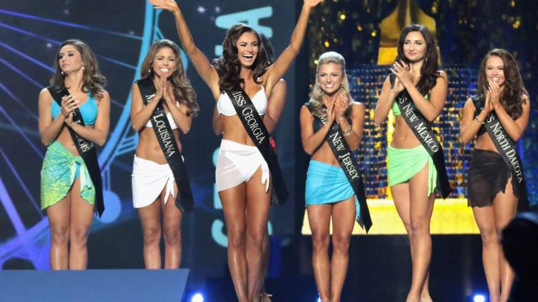 Miss America swimsuit competition 2017