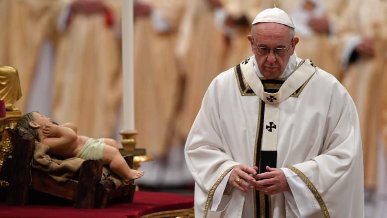 Vatican Christmas Mass 2019