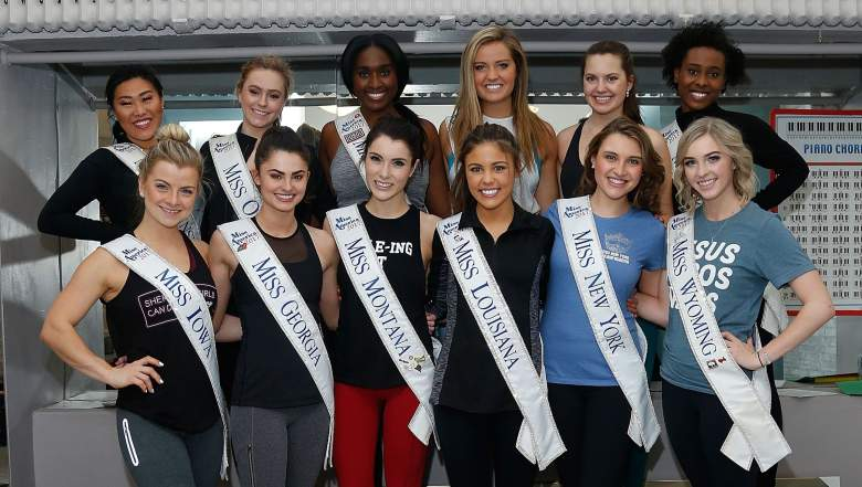 Miss America 2020 results