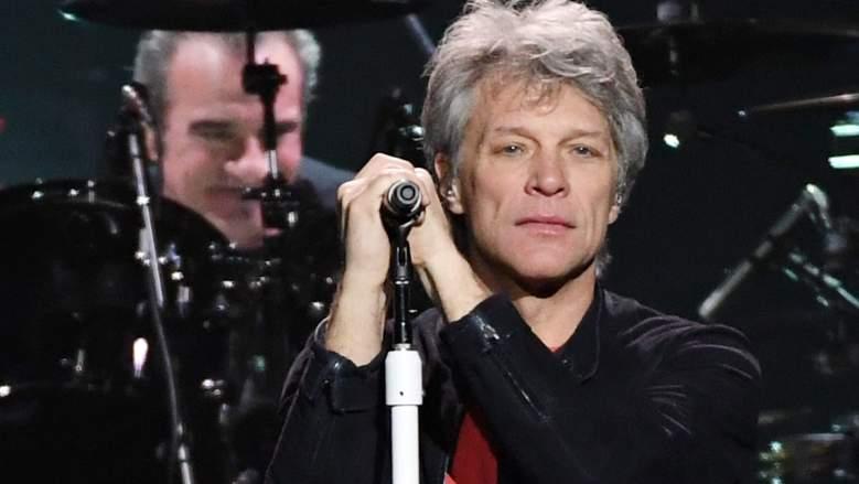Jon Bon Jovi Unbroken