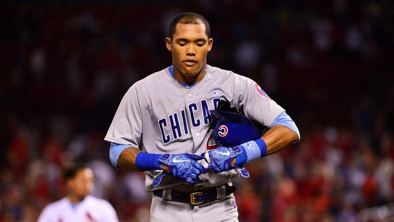 Cubs Cut Ties Addison Russell