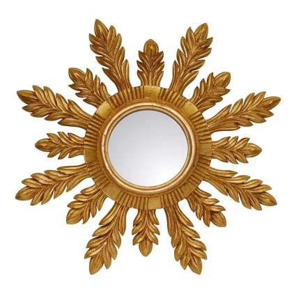 gold leaf solare mirror