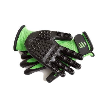 H HANDSON - Pet Grooming Gloves