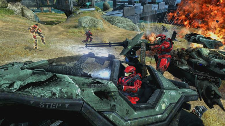Halo Reach Unlock Time PC Xbox One