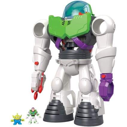 Imaginext Toy Story Robot Playset