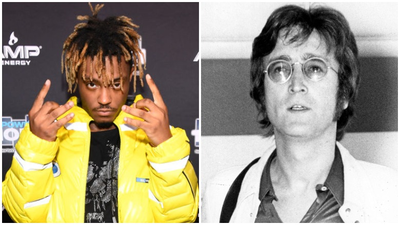 Juice Wrld And John Lennon S Death Conspiracy Explained Heavy Com