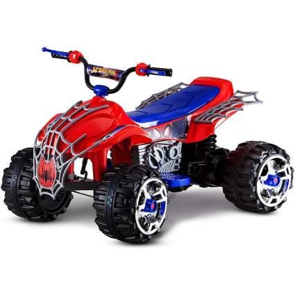 Kid Trax Spider-Man ATV