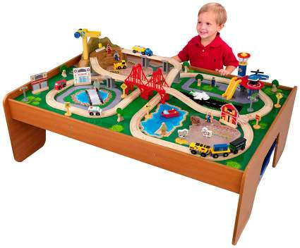 kidkraft ride around table