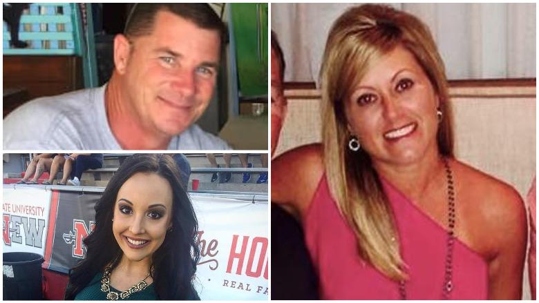 lafayette plane crash victims