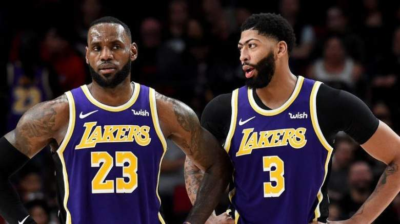 Lakers NBA Championship Odds
