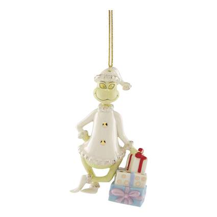 Lenox Grinch Ornament