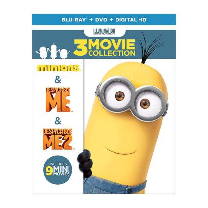 Minion 3 movie collection