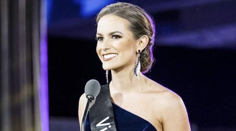 Miss America 2020 Camille Schrier