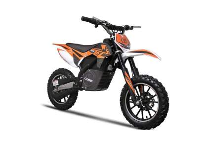 MotoTec 24v 500w Electric Dirt Bike