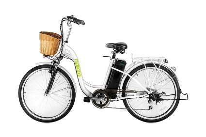 "NAKTO 26"" Cargo Electric Bicycle"
