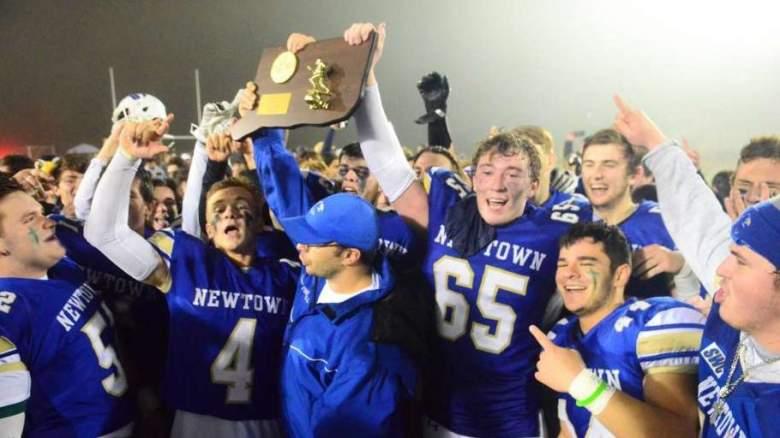 Newtown High School football