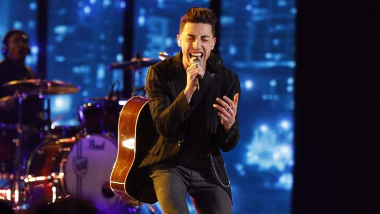 Ricky Duran on The Voice