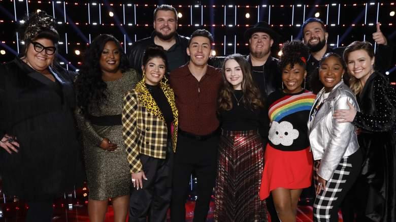 The Voice Season 17 Top 10