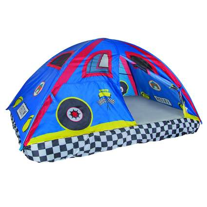 Pacific Play Tents Kid's Rad Racer Bed Tent