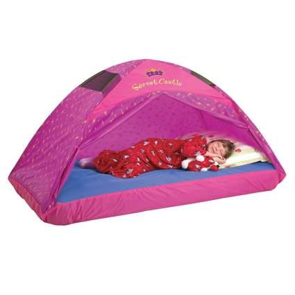 Pacific Play Tents Kid's Secret Castle Bed Tent