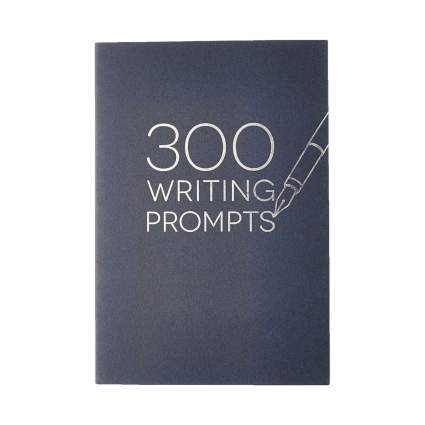 piccadilly 300 writing prompts notebook