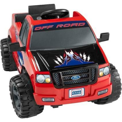 Power Wheels Ford Lil F-150
